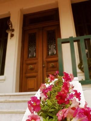 puerta feng shui