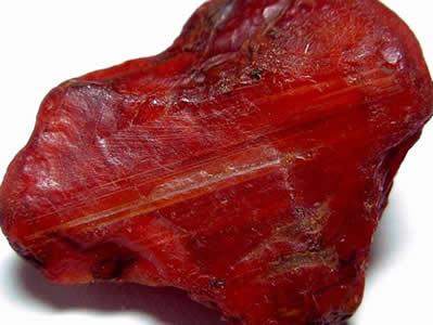 Piedra cornalina feng shui