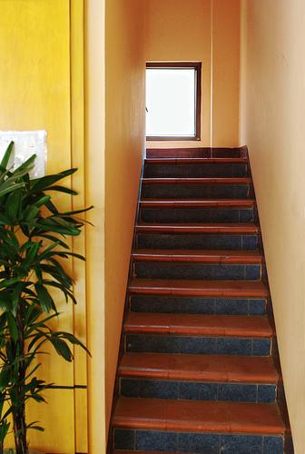 Feng Shui Escaleras