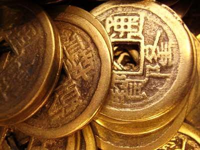 Atrae la prosperidad a tu hogar con las monedas chinas - Feng shui prosperidad ...