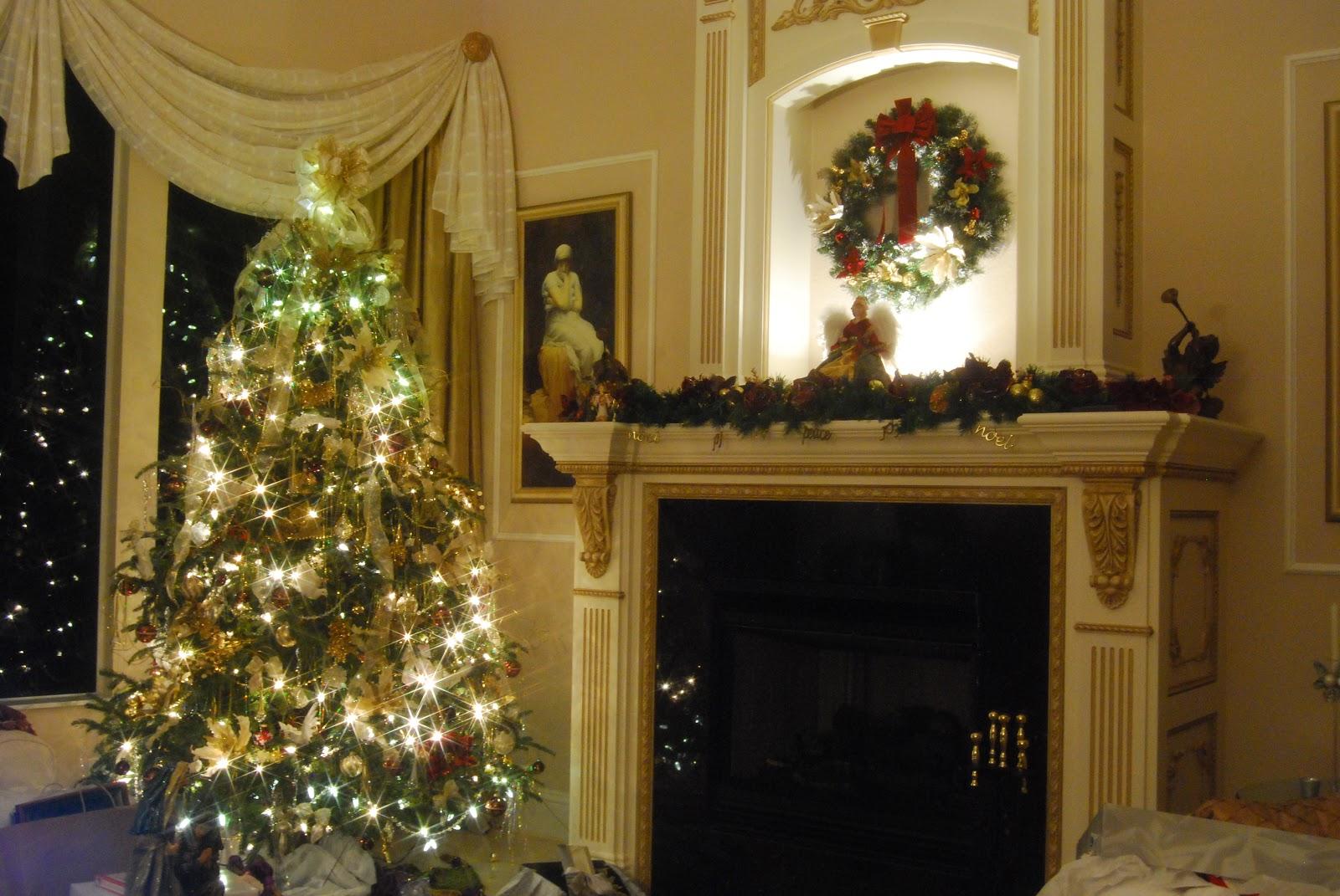 Dónde Colocar el Árbol de Navidad Feng Shui