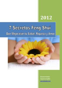 7 SECRETOS Feng Shui que Mejorarán tu Salud, Riqueza y Amor
