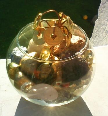 bowl de la riqueza feng shui