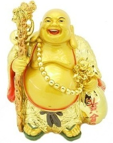 Buda para la Riqueza