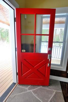 comprar una casa feng shui puerta