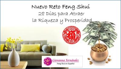Reto Feng Shui