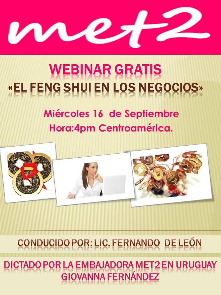 Webinar El Feng Shui en los Negocios