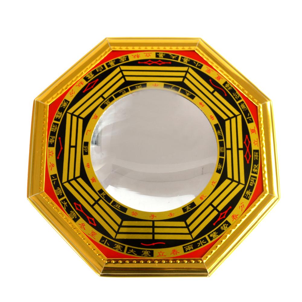 Cómo Utilizar el Espejo Pakua Feng Shui
